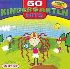 50 Kindergarten Hits - Various Artists