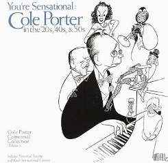 You're Sensational: Cole Porter in the 20's 40's & 50's - Various Artists