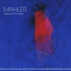 Mahler: Sinfonie No. 5 - Justus Frantz / Philharmonia of the Nations