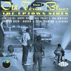 Old Town Blues, Vol. 2: The Uptown Sides - Various Artists