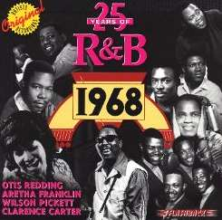 25 Years of R&B: 1968 - Various Artists