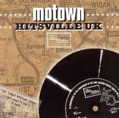 Hitsville UK: Motown In Britain - Various Artists